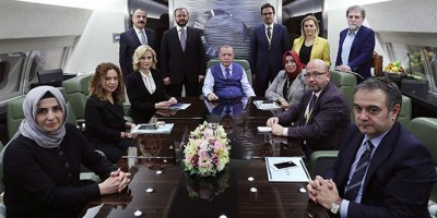 Cumhurbaşkanı Erdoğan: Giren arabaların künyesi tutuluyor
