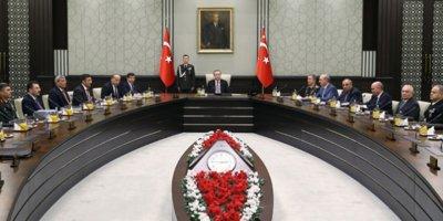 MGK'da Barış Pınarı Harekatı vurgusu yapıldı