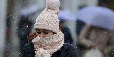 Meteoroloji'den beklenen kar uyarısı geldi