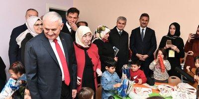 Şehidin doğum gününde adına anaokulu açıldı