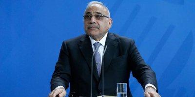 Irak Başbakanı istifasını açıkladı