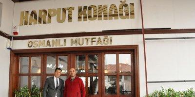 Harput Konağı Hacı Bayram'da