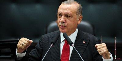 Cumhurbaşkanı Erdoğan'dan YPG şartı