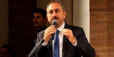 Adalet Bakanı Abdülhamit Gül'den ceza indirimi çıkışı
