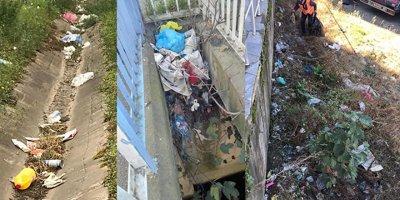 İnsanlığın çöp hali!