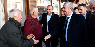 Başkan Yavaş Çamlıdere'de