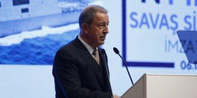 Hulusi Akar: Türkiye terörle mücadelede yalnız bırakıldı