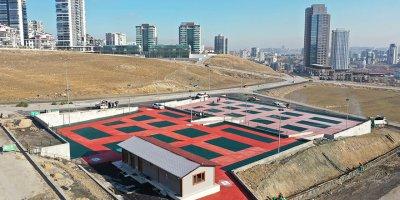 Yaşamkent Pazaryeri'nde son viraj