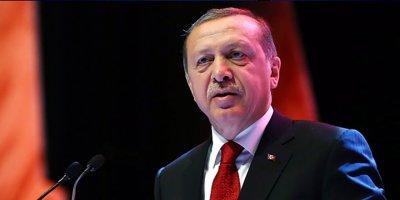 Erdoğan'dan İnsan Hakları Günü mesajı