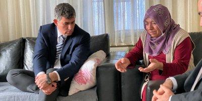 Feyzioğlu, Emine Bulut'un ailesini savunacak