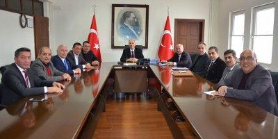 Mutabakat Komitesi Polatlı'da toplandı