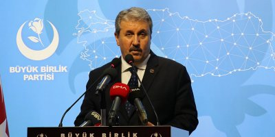 Destici'den İYİ Partili Türkkan'a tepki