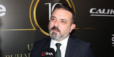 Murat Ercan'a onurlandıran ödül