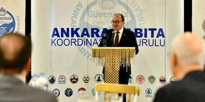 Ankara'daki zabıtalar işbirliği yapacak