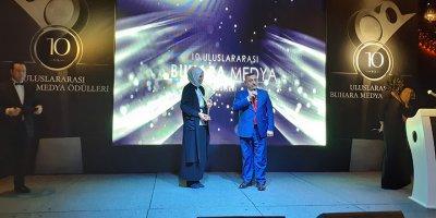 Yılın Sendikacısı Mustafa Toruntay Oldu