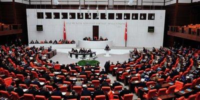 Türkiye Libya arasında imzalanan muhtıra kabul edildi