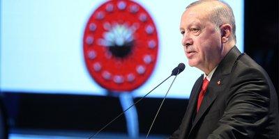 Cumhurbaşkanı Erdoğan'dan CHP'ye sert çıkış