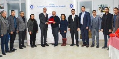 İki STK OSTİM'de güç birliği yapacak