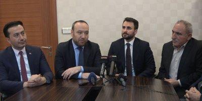 Kırıkkale'de AK Parti'li 3 ilçe başkanı istifa etti