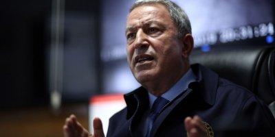Bakan Akar'dan İdlib açıklaması