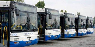 282 otobüs geliyor