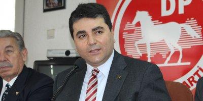 İL BAŞKANI SELAMİ GENEL, DEMOKRAT PARTİ GENEL BAŞKANI UYSAL'I AĞIRLADI