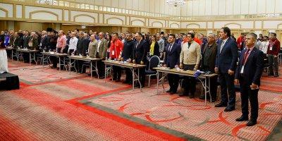 Hakem semineri Ankara'da başladı