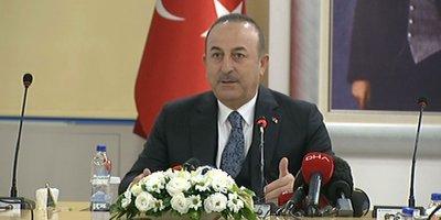 """Çavuşoğlu: Irak'ta değil İran'da da dengeler çok değişecek"""""""