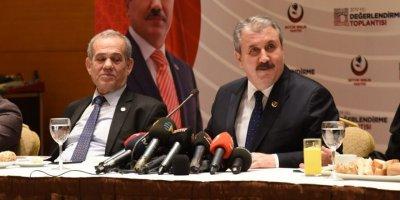 Mustafa Destici 2019 yılını değerlendirdi