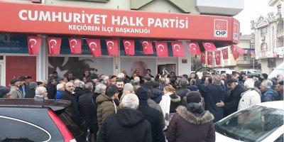 CHP Keçiören'de Gündoğan dönemi