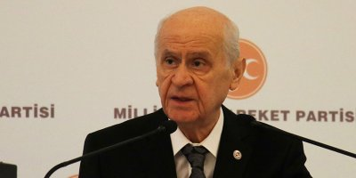 Devlet Bahçeli'den CHP'ye sert sözler