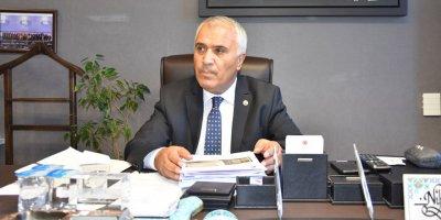 CHP'li Yeşil: Ankaralı Sanayicinin sorunları 17 yıldır yok sayılmıştır