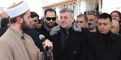 Metin Şentürk'ün babası vefat etti