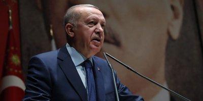 """Erdoğan: """"Şovmenlerin maskesi düşmeye başladı"""""""