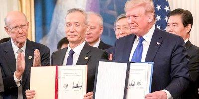 ABD ile Çin anlaştı