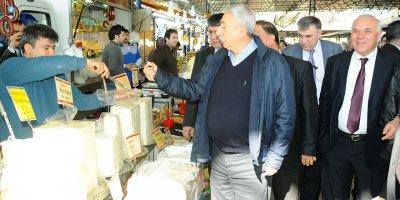TESK Başkanı Palandöken, vatandaşları taklit ve tağşiş ürünlere yönelik uyardı