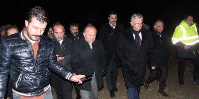 Başkan Yavaş Polatlı'da incelemelerde bulundu
