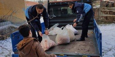 Kaçak et satan kasaba operasyon