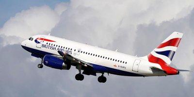 British Airways, Çin'e uçuşları durdurdu