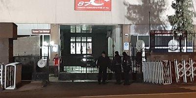 Çin'den tahliye edilen Türkler karantinada