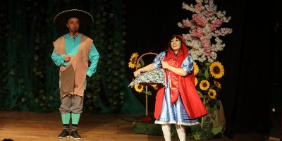 Yenimahalle'de tiyatro şenliği