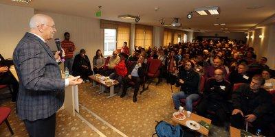 Fethi Yaşar'dan tarım açıklaması