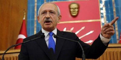 Kılıçdaroğlu'ndan Kızılay açıklaması