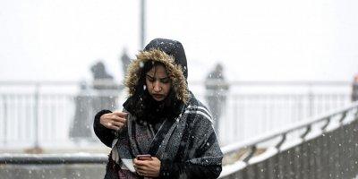 Meteoroloji'den kar yağışı uyarısı!  Aniden bastıracak!