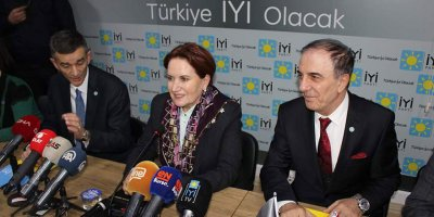 Meral Akşener Bursa'da konuştu