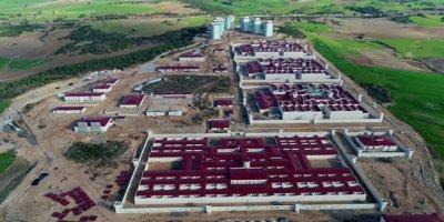 Adana'da 2 bin 815 kişilik yeni cezaevi