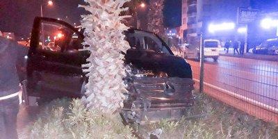 Mehmet Özhaseki trafik kazası geçirdi