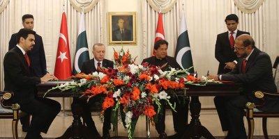 Türkiye ile Pakistan arasında diaspora işbirliği