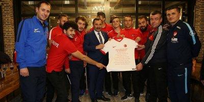 Etimesgut Belediyesi Ampute Futbol takımı kurdu