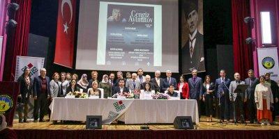 Bozkırın Bilgesi Cengiz Aytmatov Ankara'da anıldı